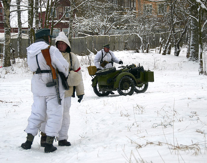 Krasnogvardeisk fight 19441