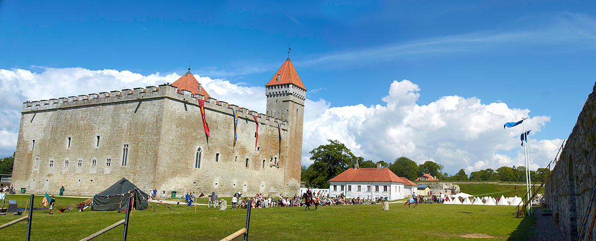 Day of the castle Keressaare - 2016