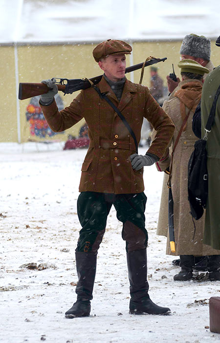 Russian Civil War