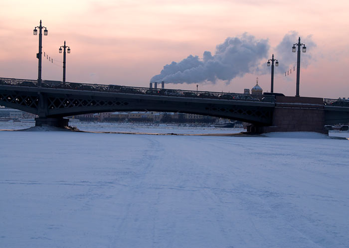St.Petersburg ice route II