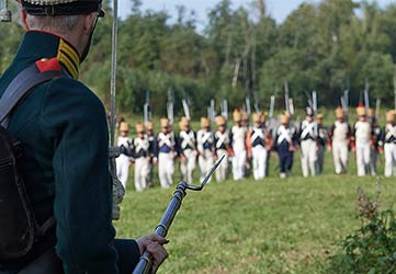 Borodino battle