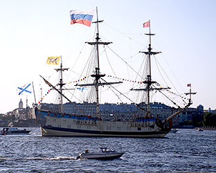Poltava battle-ship